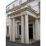 Gunnersbury Park Museum near Acton Town tube station