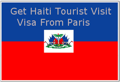 Haiti Visit Visa in Paris