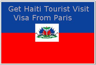 Haiti Visit Visa in Paris