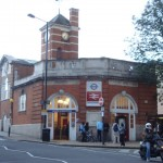 Harrow and Wealdstone Station London