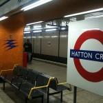 Hatton cross station