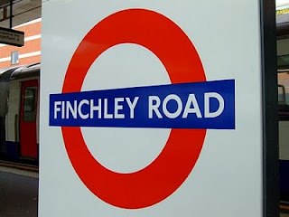 History of Finchley Road Tube Station in London
