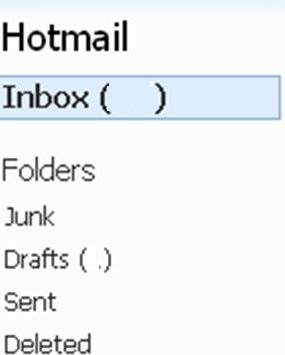 How to Delete Hotmail Inbox Email Messages