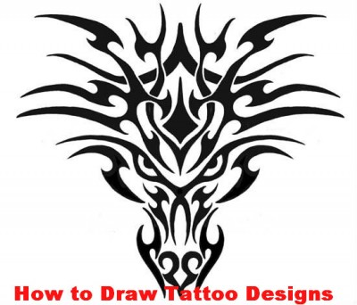Easy Designs To Draw For A Tattoo