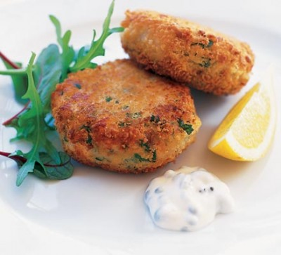 How to Make Fishcakes