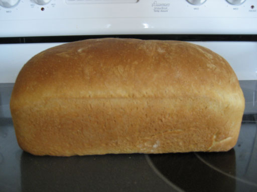 How to Make Plain Bread at Home