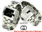 How to Spot Fake Gucci Watches