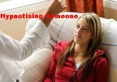 Hypnotizing Someone