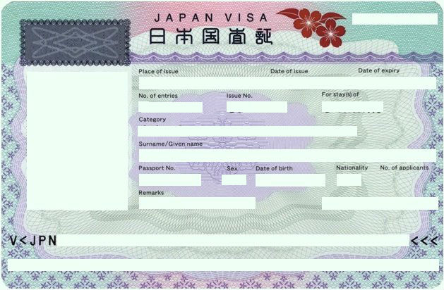 Japan Visa