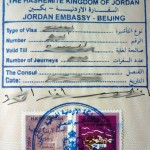 How to Get Jordan Tourist Visit Visa from London