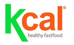 Kcal Healthy Fast Food