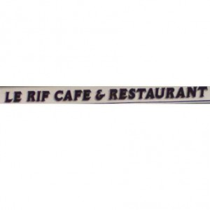 Le Rif Cafe Coffee Shops near Arsenal Station London