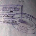 How to Get Lesotho Tourist Visit Visa from London