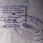 Lesotho Visa