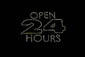24 Hour Open Restaurants in Ottawa