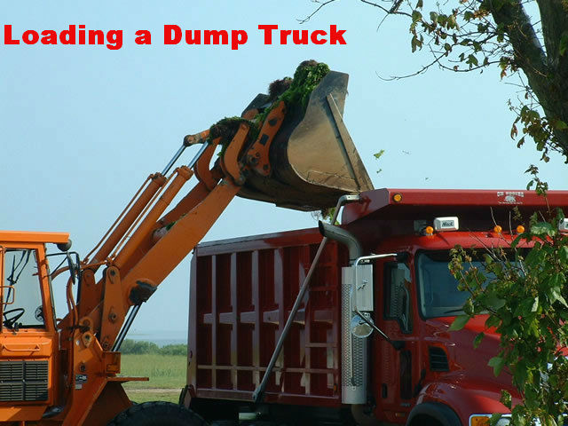 Loading a Dump Truck