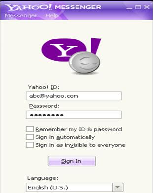 how to change mobile number in yahoo messenger