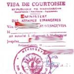 How to Get Madagascar Tourist Visit Visa from London