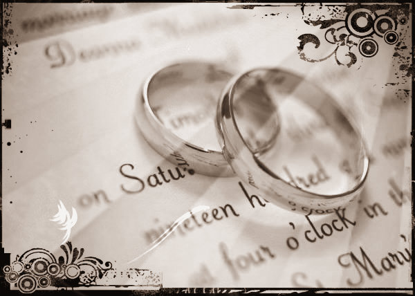 Marriage licenses in London