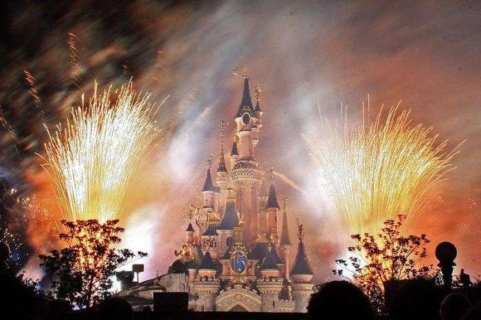 New Year Firework Venues of Paris