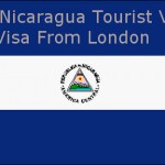 How to Get Nicaragua Tourist Visit Visa from London