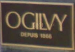 Ogilvy restaurant Montreal Logo