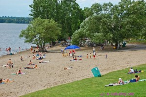 Beaches in Ottawa Overview