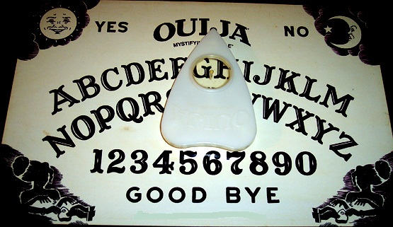 Ouija Board to Contact Spirits