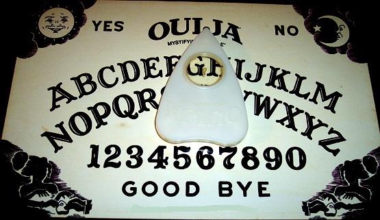 ouija board homemade instructions