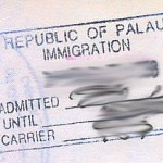 How to Get Palau Tourist Visit Visa from London