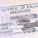 Palau Visa