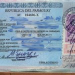 How to Get Paraguay Tourist Visit Visa from London