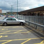 Parking At Canons Park Tube Station In London
