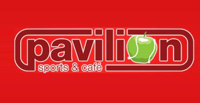 Pavilion sports and cafe Logo