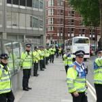 Police Stations near Bermondsey Station London