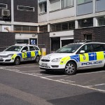 Police Stations near Clapham North Station