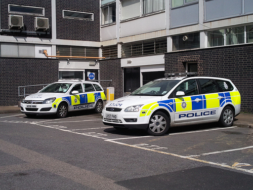 Police Stations near Clapham North Station