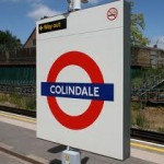Police Stations near Colindale Station London