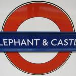 Police Stations near Elephant & Castle Station London