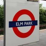 Police Stations near Elm Park Station London