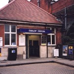 Police Stations near Fairlop Station London