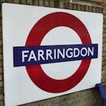 Police Stations near Farringdon Station London