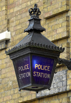 Police Stations near Wimbledon Station