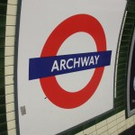 Police Stations near Archway Station London