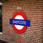 Police Stations near Eastcote Station London