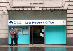 Report Lost Property