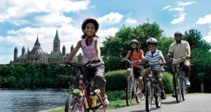 Ride a Bicycle in Ottawa