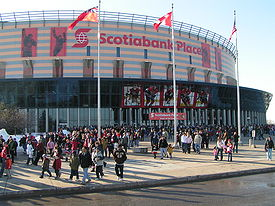 Scotiabank Place Ottawa