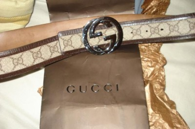 Spot Fake Gucci Belts