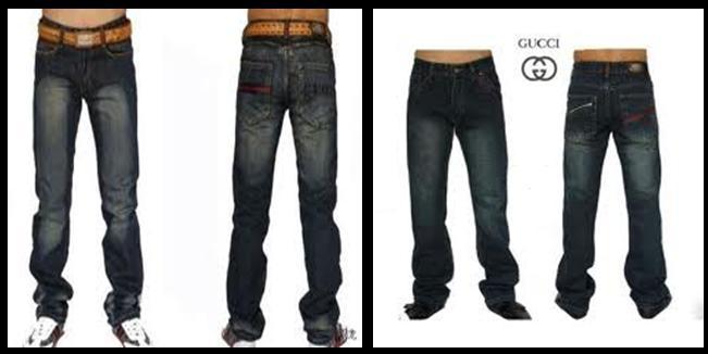 Fake vs Origional Gucci Jeans